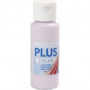 Farba PLUS Color 60 ml Blady Bez