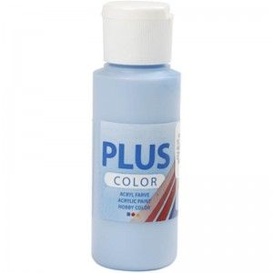 Farba PLUS Color 60 ml Błękit Nieba